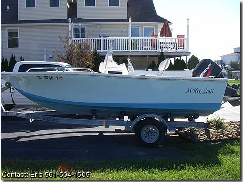 Used Mckee Craft Boats